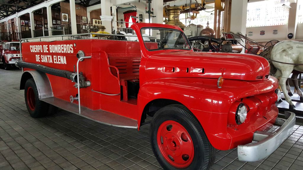 Firefighter's Museum, Guayaquil
