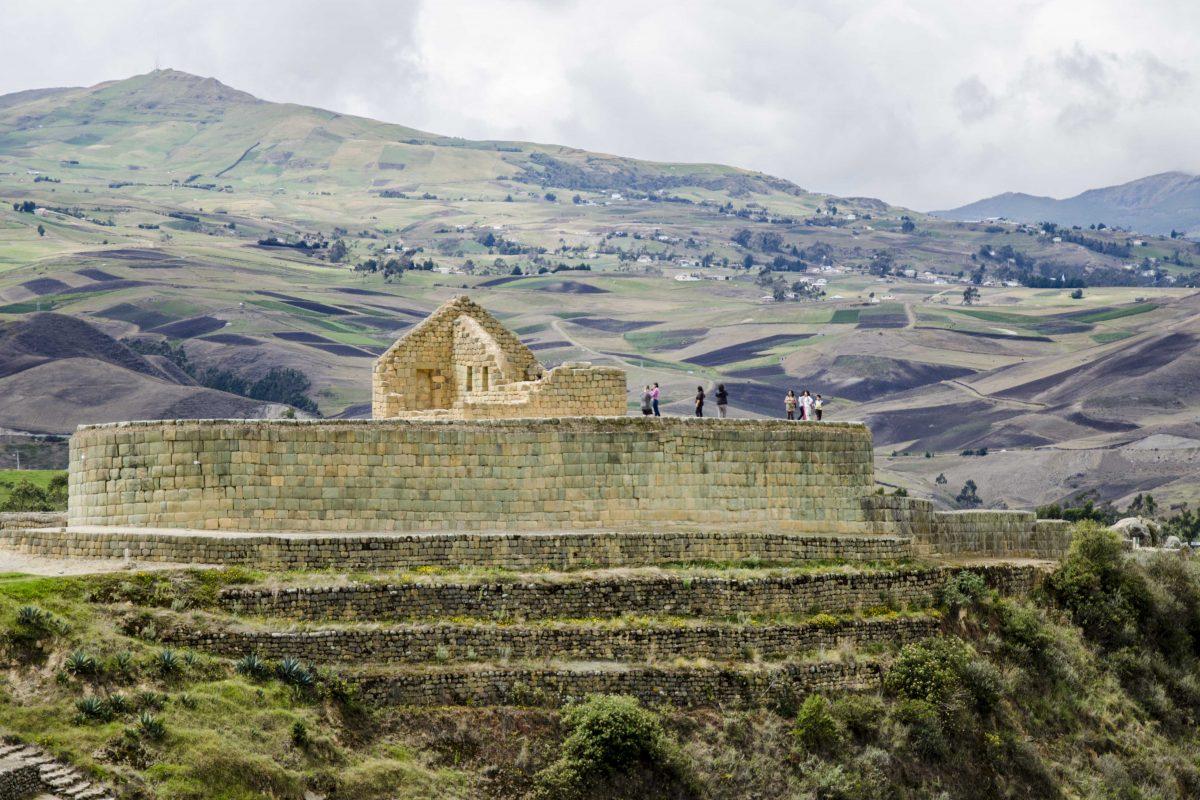 Ingapirca – The Ruins