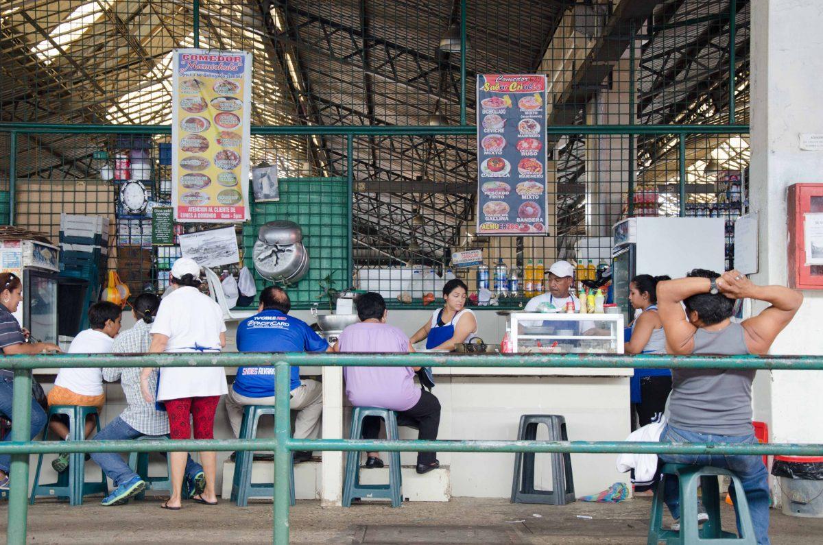 Mercado Caraguay, Guayaquil, Ecuador | © Angie Drake / Ecuador Por Mis Ojos