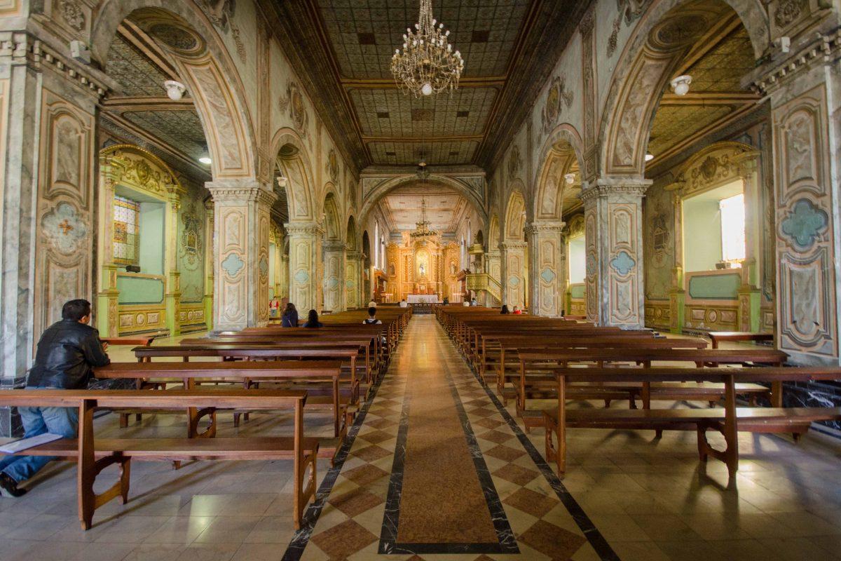The City Cathedral, Loja, Ecuador   © Angela Drake; Ecuador Por Mis Ojos