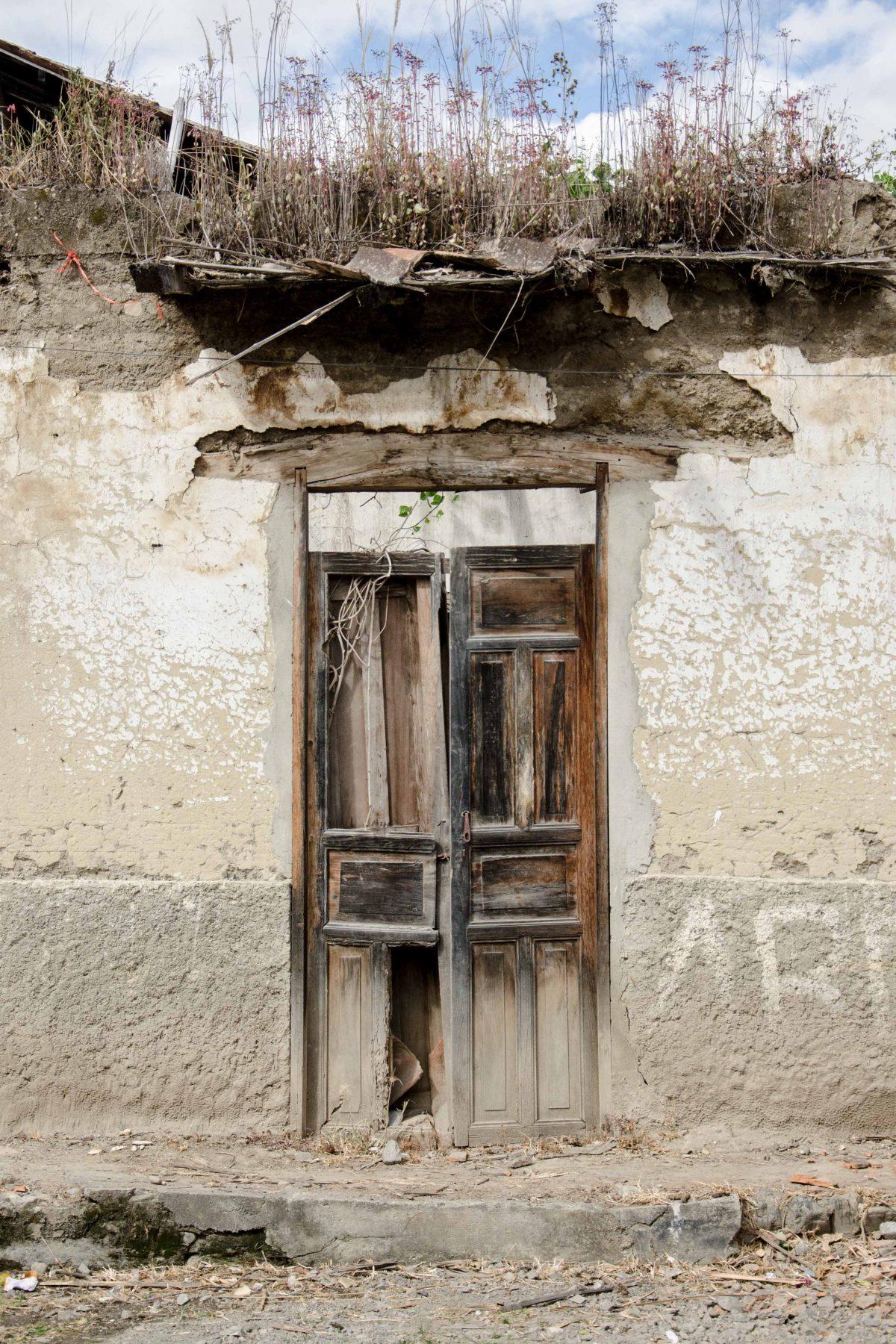 An old home in Vilcabamba, Loja Province, Ecuador   © Angela Drake