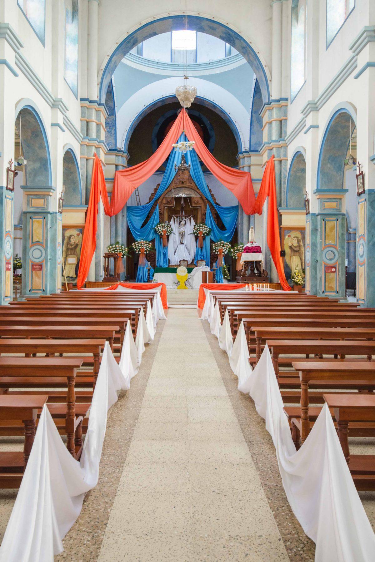 Santuario Dioesano Señor de la Caridad, Malacatos, Ecuador   © Angela Drake