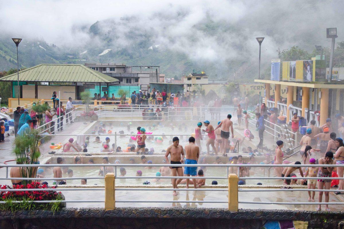 Baños de Agua Santa – A Place of Pilgrimage