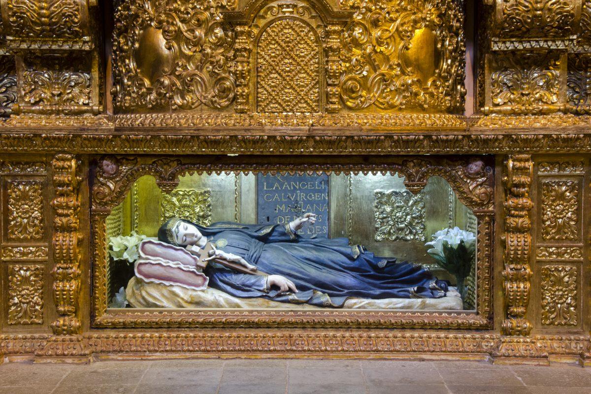 A Museum for Quito's Patron Saint