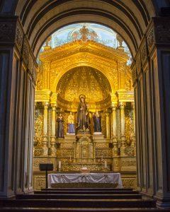 La Compania de Jesus, Quito