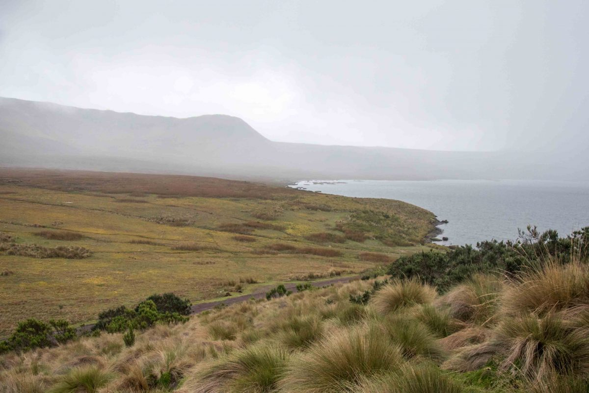 Laguna Mica on a Misty Day | ©Angela Drake / Not Your Average American