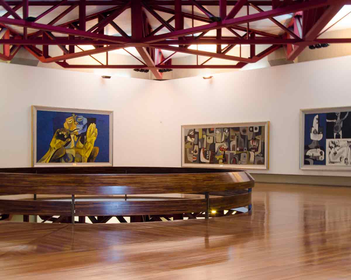 Guayasamin Museum, Quito, Ecuador | @Angela Drake