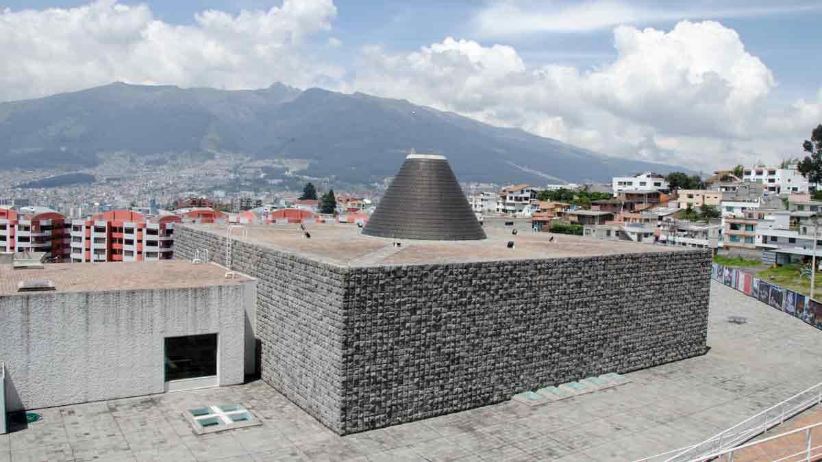 The Guayasamin Chapel of Man, Quito, Ecuador | @Angela Drake
