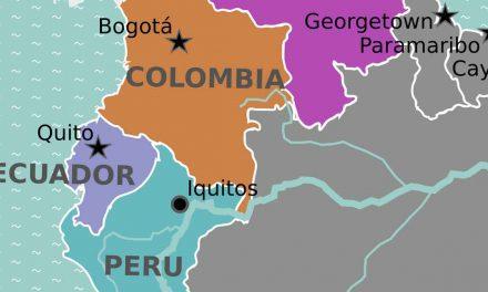 Our Next Trip: Colombia to Peru via Ecuador