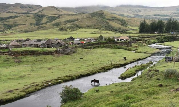 Piñán, Ecuador – A Place Forgetten in Time