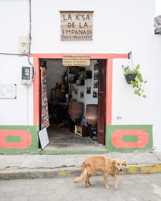 La Casa de La Empanada, Nono, Ecuador   ©Angela Drake