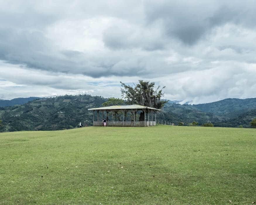 Alto de Lavapatas; San Agustin Outdoor Archeology Museum, Colombia   ©Ernest Scott Drake
