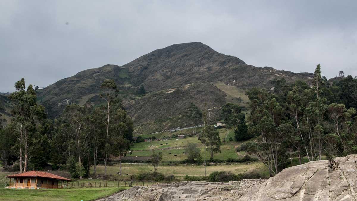 Cerro Yanacauri, Tambo, Ecuador | ©Angela Drake
