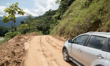 On The Road in Southern Ecuador