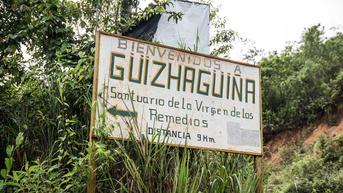 Guizhaguiña, Ecuador   ©Angela Drake