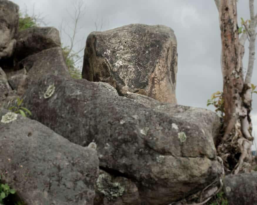 Other petroglyphs at La Chaquira, San Agustin, Colombia | ©Ernest Scott Drake