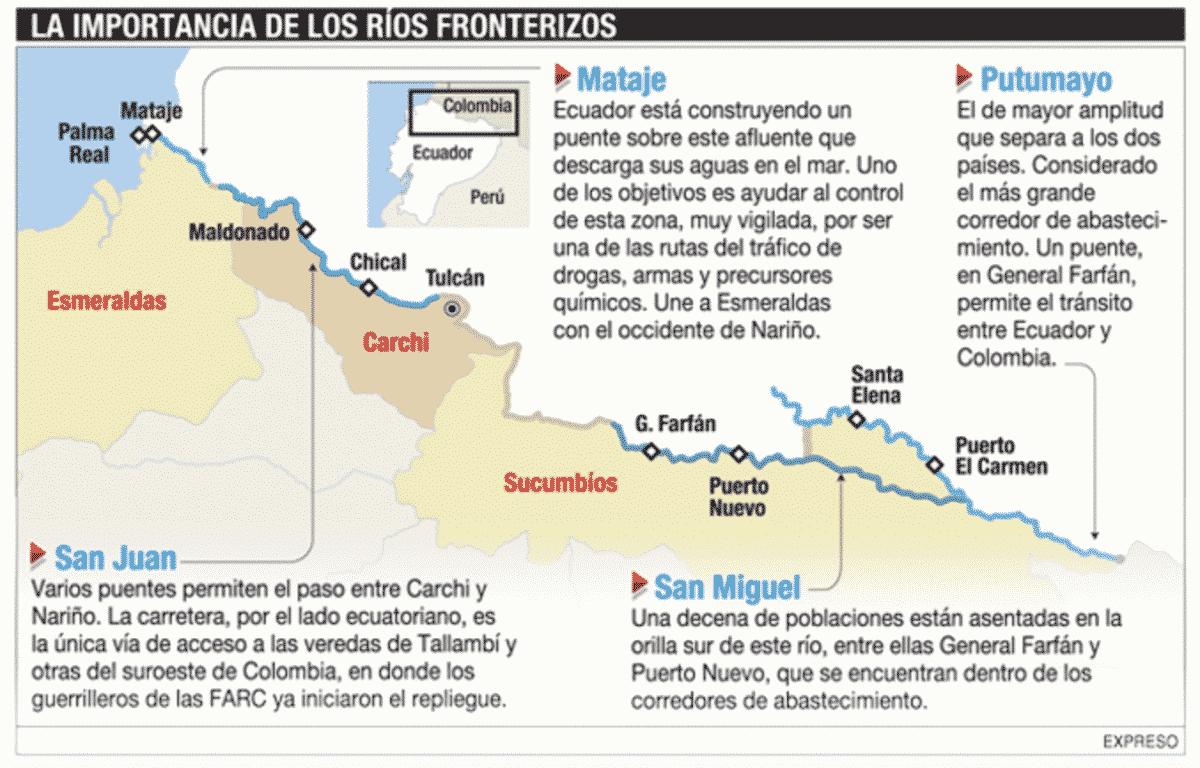 Source for map: https://www.expreso.ec/actualidad/las-bandas-en-la-frontera-el-gran-peligro-que-todos-sienten-NF1351780